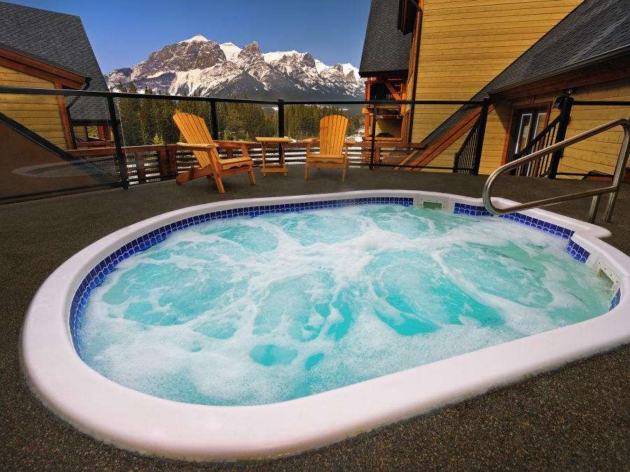 jacuzzi spring creek vacations
